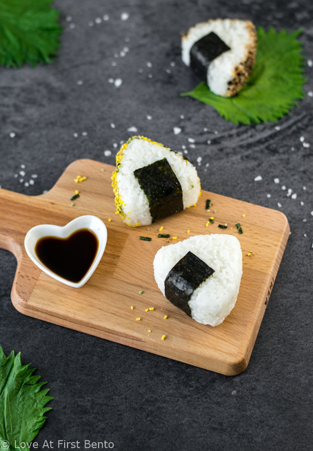 Onigiri Bento How to Make Oni...
