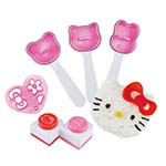 hello kitty onigiri mold kit