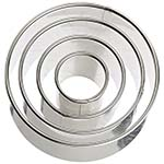 circle cookie cutters set