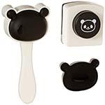 Panda onigiri mold kit