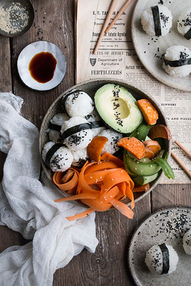 Simple Vegan Sushi Bowl Recipe