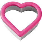 Heart cookie cutter (large)