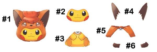 Vulpix Pikachu tracer guide