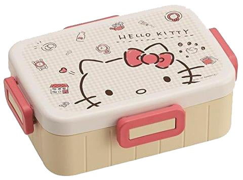 Hello Kitty gingham bento box
