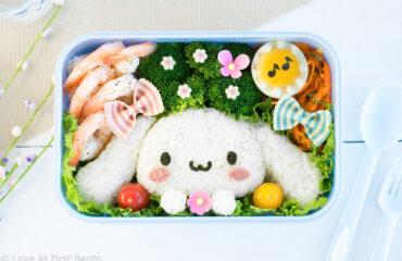 Cinnamoroll Rice Bento Box - Love At First Bento
